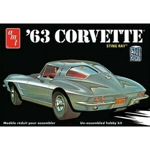 Chevrolet Corvette Sting Ray 1/25 KIT