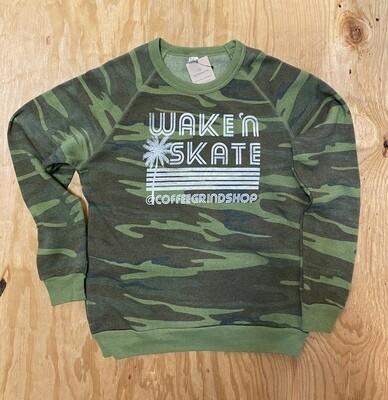 Wake N' Skate Men's Alternative Pullover
