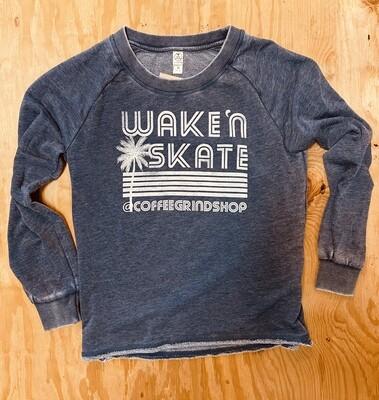 Wake N' Skate Women's Alternative Pullover
