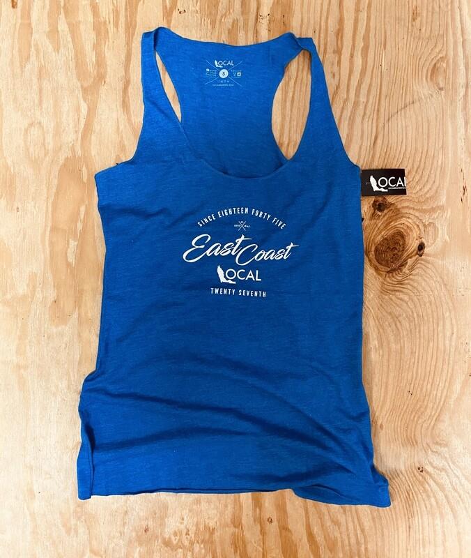 Women's Blue Local Brand Tank