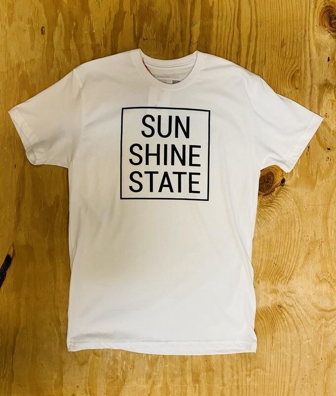 White Sunshine State Shirt