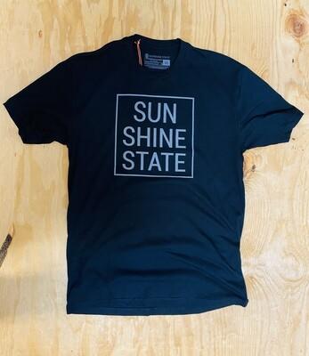 Black Sunshine State Shirt