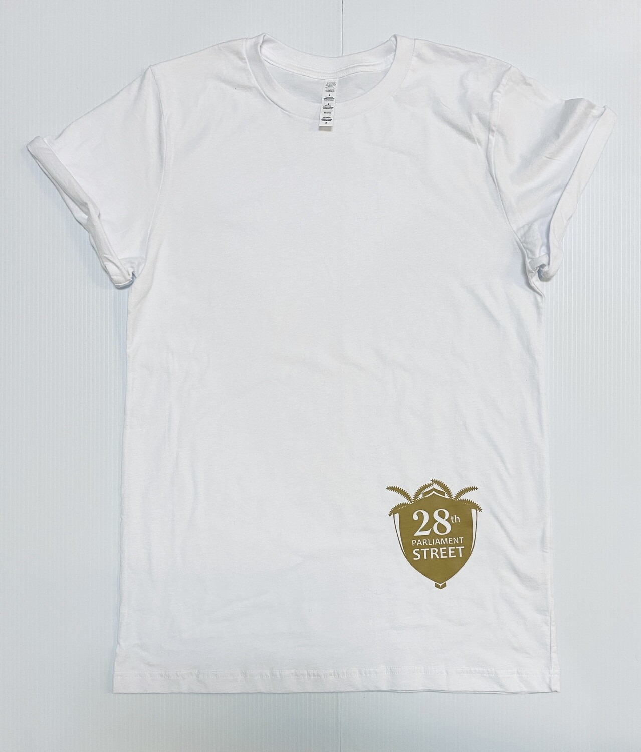 28TH PARLIAMENT ST MEN'S LOGO TEE