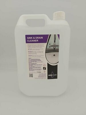 Hot Flush – Powerful Sink and Drain Cleaner