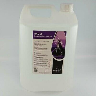 Biocide – Softwash Biocide – BAC 50, Benzalkonium chloride, biocide