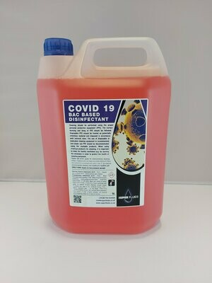 Covid 19 Bac Based Fogging Disinfectant