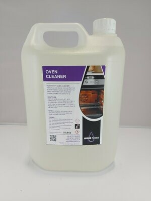 Oven Cleaner – Decarbonising Liquid