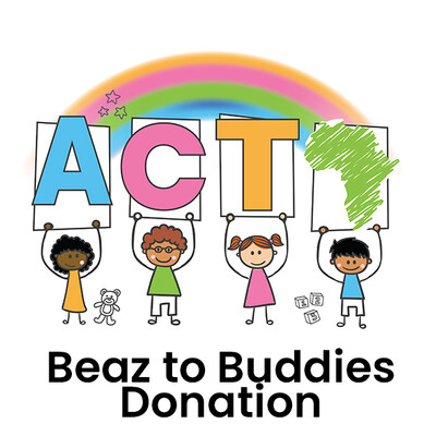 "Donation to ""Beanz to Buddies"""