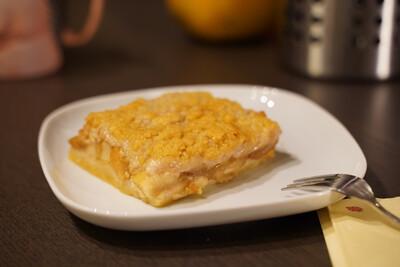 Apfel-Zimt Streusel Kuchen