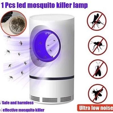 USB Powered UV Mosquito/Gnat Killer Lamp
