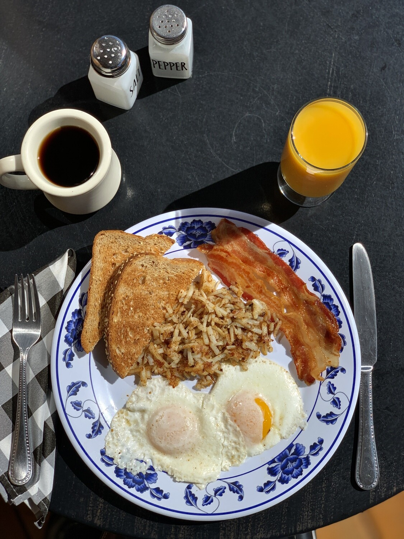 Cowboy Breakfast old