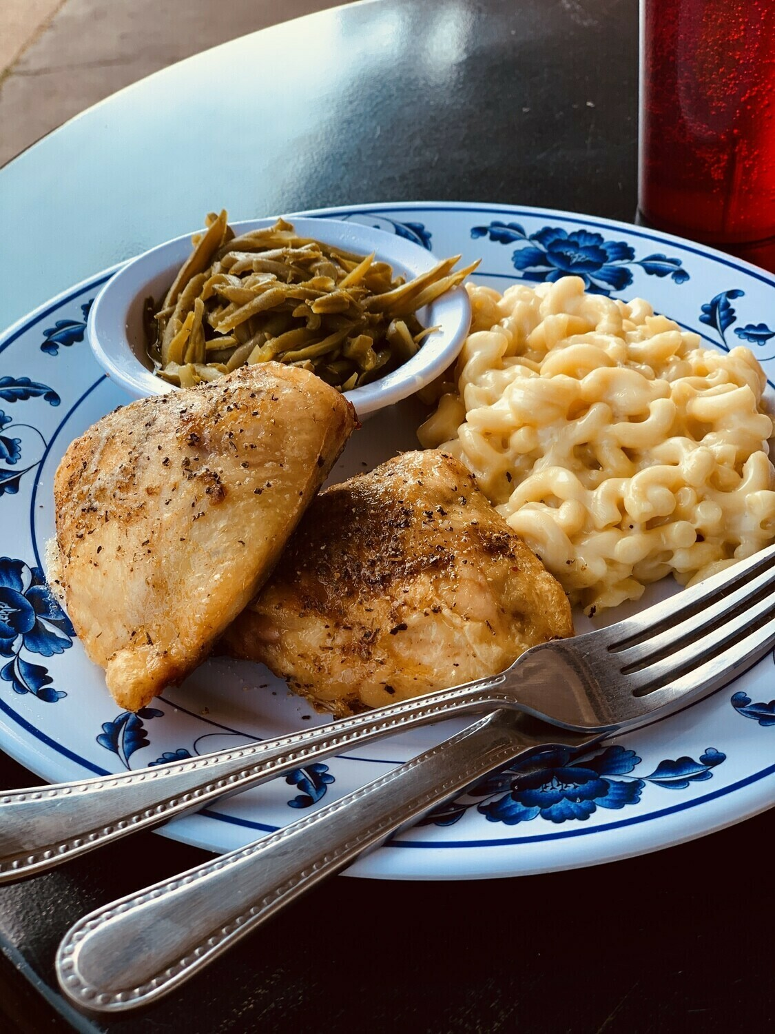 Thursday Special:  Baked Chicken Thighs