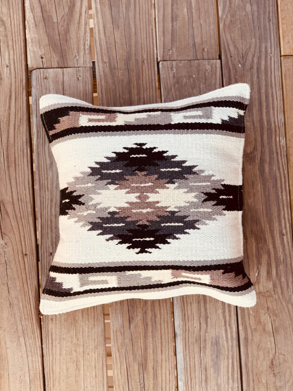 Azteca Pillow Cover - 3 Colors