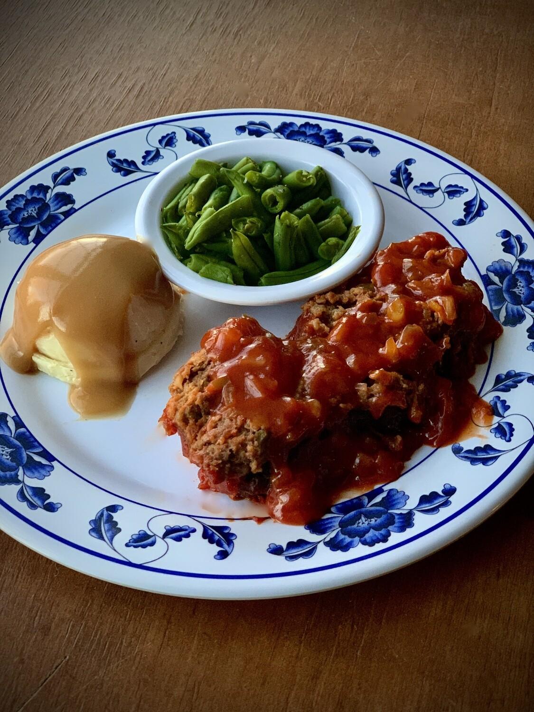Blue Plate Special - Meatloaf