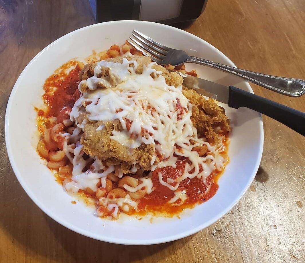 Chicken Parmesan Special