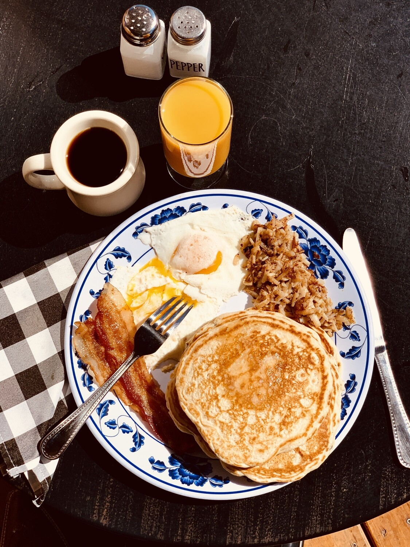 Mile High Breakfast