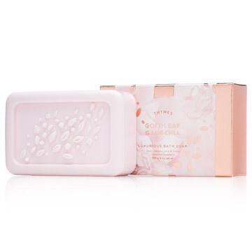 Goldleaf Gardenia Bar Soap