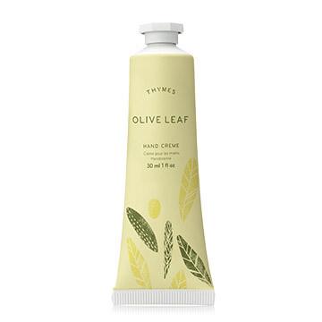 Olive Leaf Mini Hand Cream