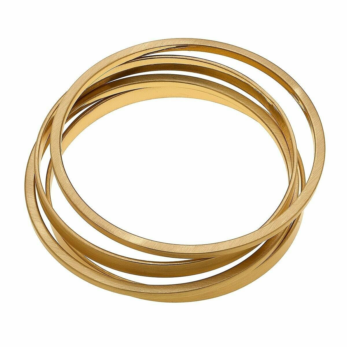 Cleo Bracelets Gold