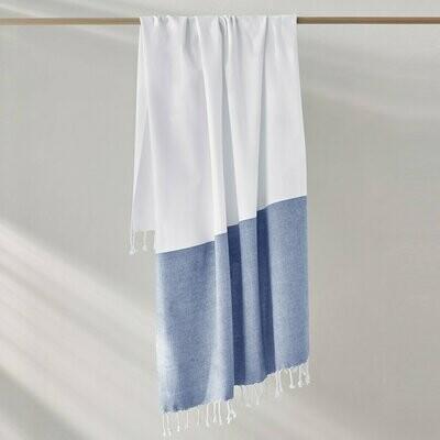 Peshtemal Towel Blue
