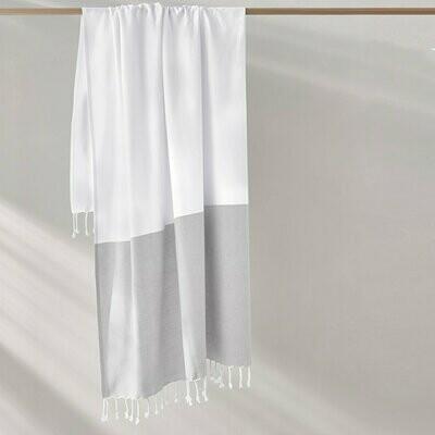 Peshtemal Towel Grey