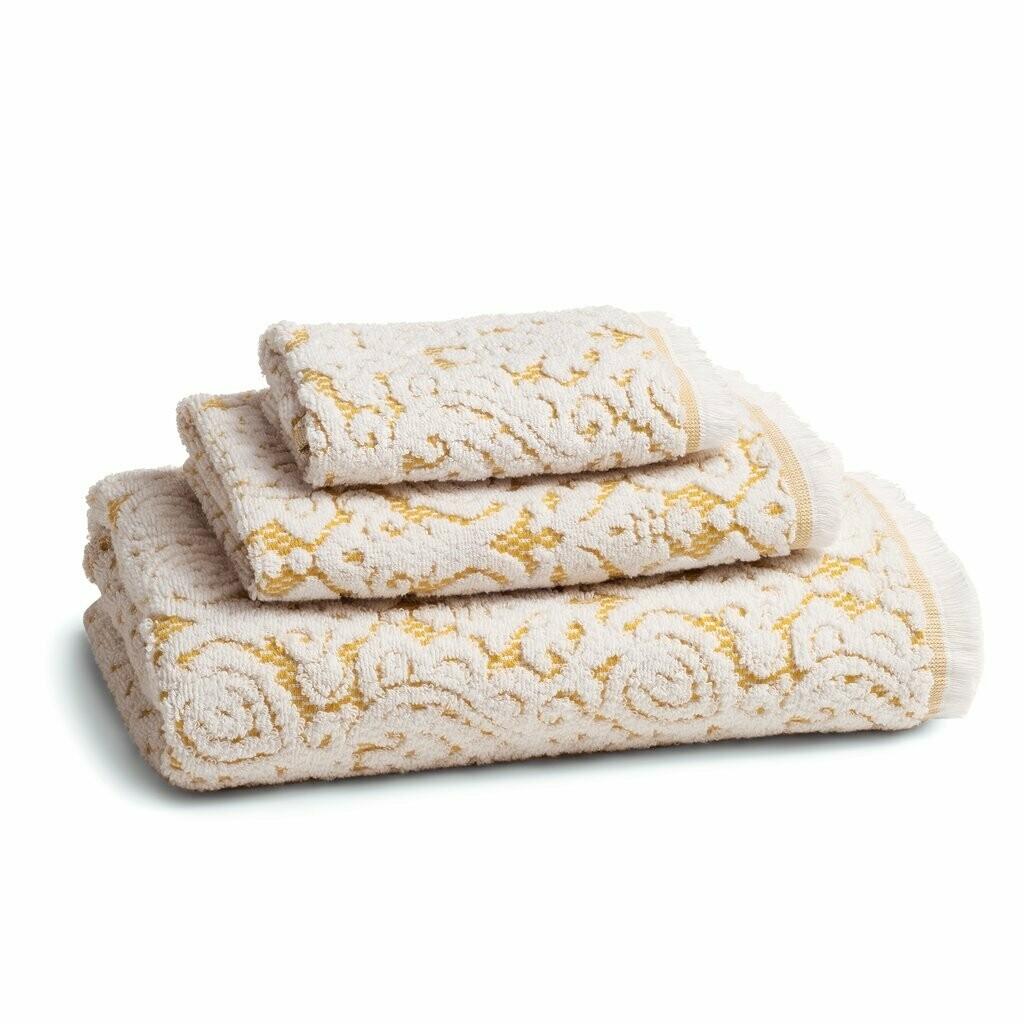 Dalia Gold Hand Towel