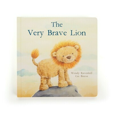 Brave Lion Book