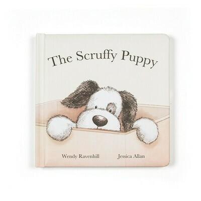 Scruffy Puppy Book
