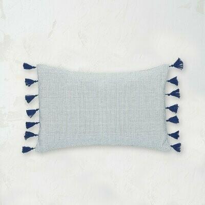 Brett Indigo Pillow