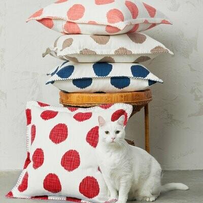 Dot Indigo Pillow