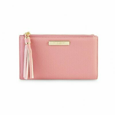 Pink Fold Out Wallet