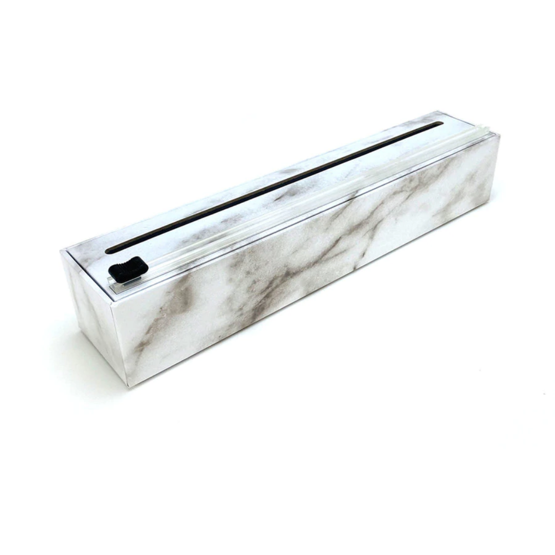 Marbled Chic Plastic Wrap