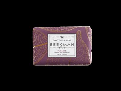 Fig Leaf Goat Milk Bar Soap