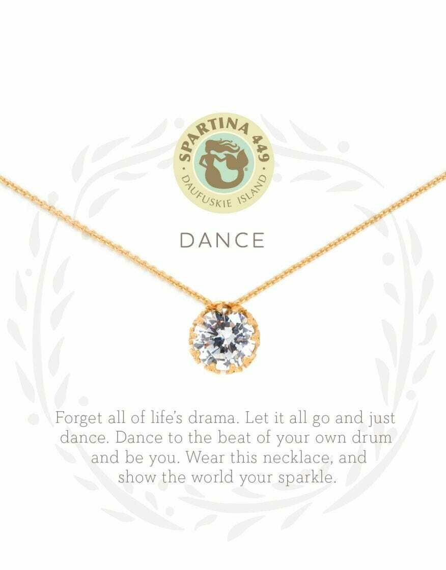 SLV Dance Necklace