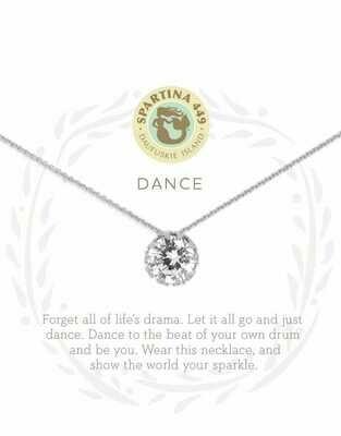 SLV Dance Gem Necklace