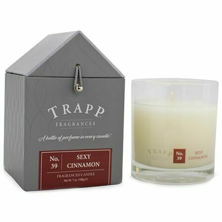 Sexy Cinnamon Candle