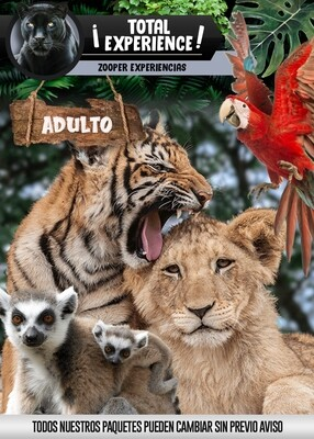 Total Experience Access - Adulto
