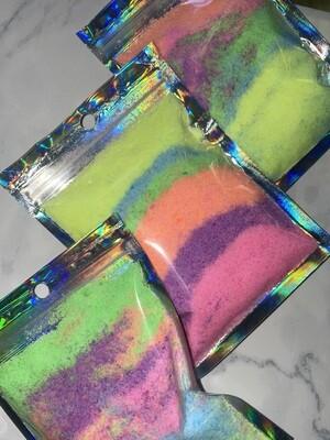 Foaming Bath Salts
