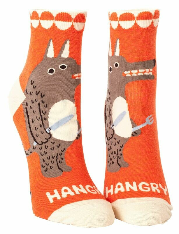 Hangry Ankle Socks