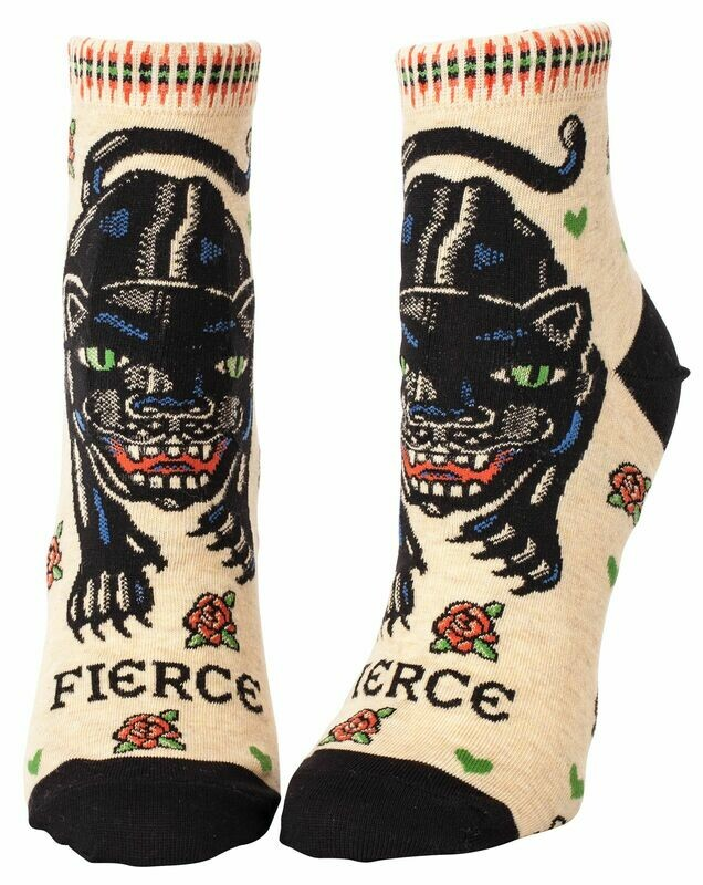 Fierce Women's Ankle Socks