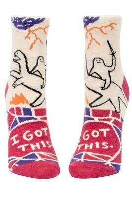 I Got This Women's Ankle Socks