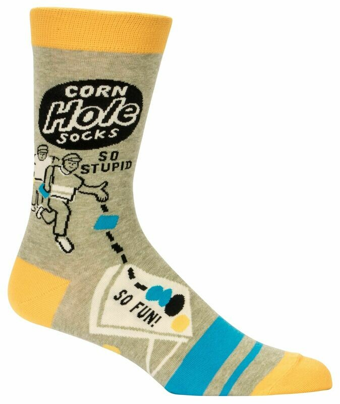 Cornhole Mens Socks