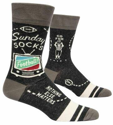 Sunday Men's Crew Socks