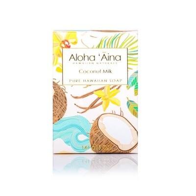 Aloha 'Aina Coconut Milk Pure Soap