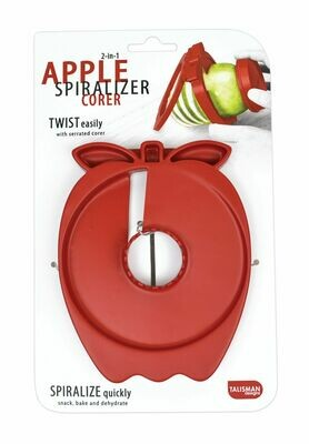 Apple Spiralizer and Corer