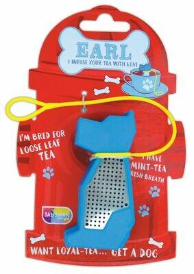 Earl the Dog Tea Infuser