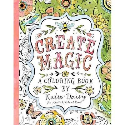 Create Magic Coloring Book