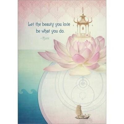 Beauty You Love Card