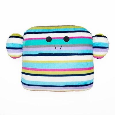 Loris Multicolored Large Pillow