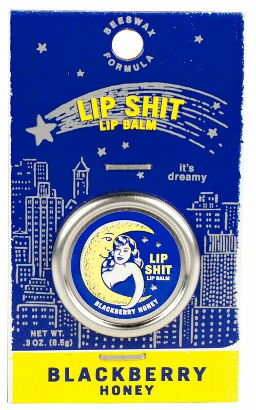 Lip Shit BlackberrHoney Lip Balm